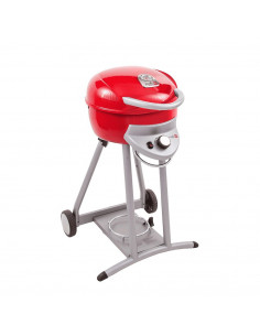 CHAR BROIL 12KBTU Barbecue gaz rouge
