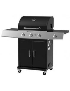 CHAR BROIL BG2723B Barbecue à Gaz 3 Brûleurs Noir