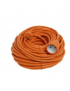 DEBFLEX Rallonge Jardin HO5VV-F 3G1,5 40 m Orange