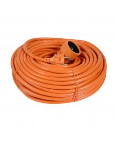 DEBFLEX Rallonge Jardin HO5VV-F 3G1,5 25 m Orange