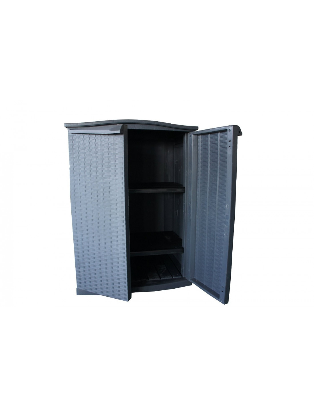 chalet jardin armoire basse de rangement jardin 250l. Black Bedroom Furniture Sets. Home Design Ideas