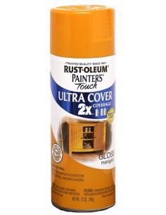 Aérosol primer+paint marigold brillant 12oz