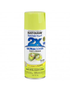 Aérosol primer+paint key lime brillant 12oz
