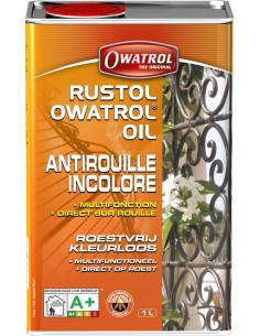 Rustol-Owatrol Antirouille multifonction/additif peinture 1L