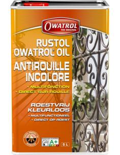 Rustol-Owatrol Antirouille multifonction/additif peinture 5L