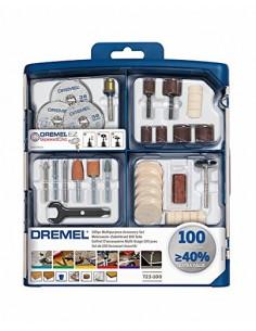 DREMEL Coffret de 100 Accessoires pour Outils rotatifs
