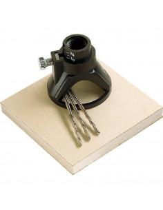 DREMEL Kit découpe plaque de plâtre bois PVC 565