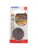DREMEL 5 Disques à tronçonner 32 mm