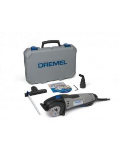 DREMEL DSM20-3/4 Scie Compacte (710 W), 3 Adaptations, 3 Accessoires