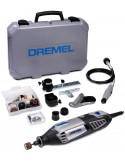 DREMEL 4000-4/65 Outil Multi-usage, 4 Adaptations, 65 Accessoires