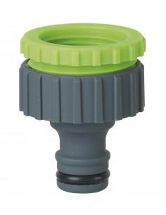 """RIBIMEX Nez de robinet 26 x 34 (1"""") avec réduction 20/27 (3/4"""")"""