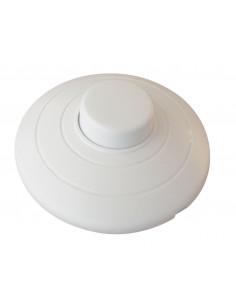 TIBELEC Interrupteur à pied Blanc