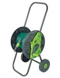 RIBIMEX Dévidoir sur roues entièrement équipé 20m-12.5mm