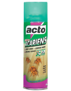 ACTO Aérosol acariens 300ml