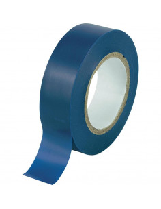 Ruban isolant 15mm-10m bleu