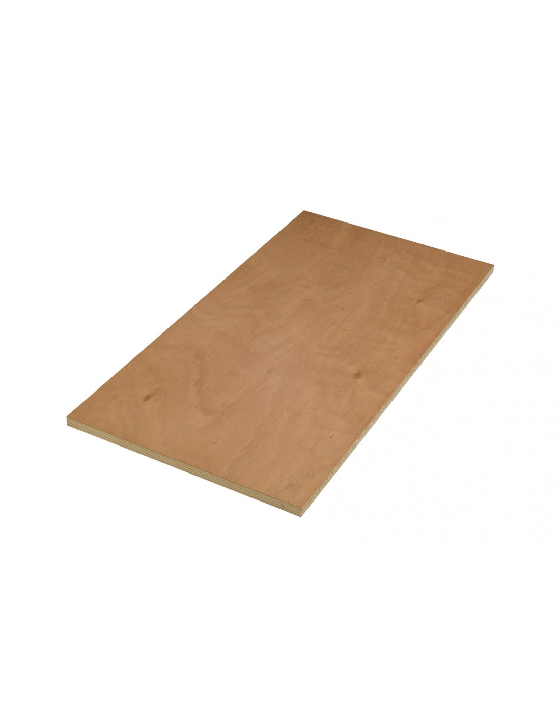 Contreplaqué Bambou 3 Mm panneau contreplaqué okoumé extérieur 244 x 122 mm ep. 6 mm à la découpe,  vendu au m²