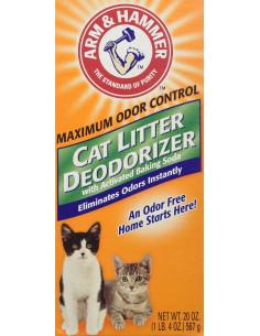 Litière chat deodor 5l