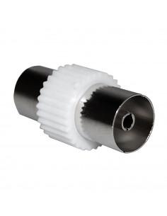 Kyostar adaptateur coaxial femelle / femelle 9,52 mm