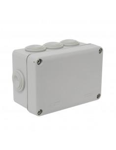 DEBFLEX Boîte de dérivation IP55 110 x 80/P50 Gris