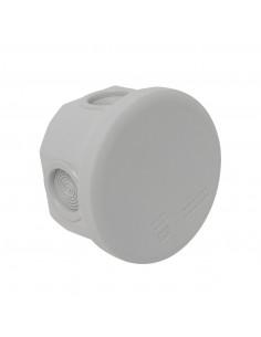 DEBFLEX Boîte de dérivation IP66 à membrane D80/P45 Gris