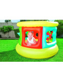 Trampoline gonflable jumping t