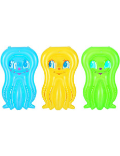 Mini matelas gonflable octopus