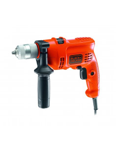 BLACK & DECKER KR504CRESK Perceuse à percussion 500W