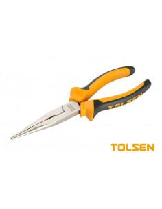TOLSEN Pince à long bec 6'' 160mm