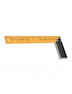 TOLSEN Règle angle 12'' 300mm