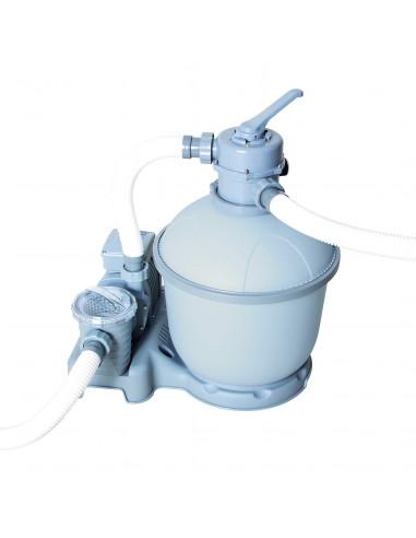 bestway pompe de filtration sable flowclear 1500gal 400w. Black Bedroom Furniture Sets. Home Design Ideas