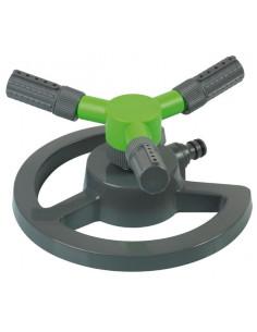 RIBIMEX Arroseur rotatif plastique sur base