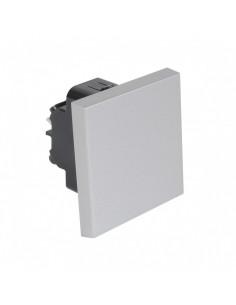 DEBFLEX Casual Mécanisme interrupteur Va et Vient silver