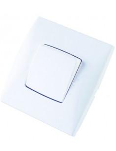 BRICOTOP Interrupteur encastrable simple 1 bouton
