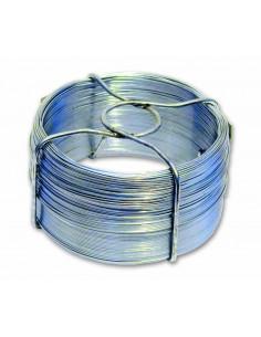 Fil acier galvanisé d0,9 mm l50 m