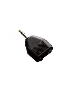 OMENEX Adaptateur double stéréo Jack 3,5mm