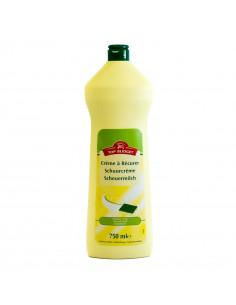 TOP BUDGET Crème à récurer citron 750ml