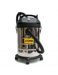 AITOPRO Aspirateur eau et poussière 30L 1200W