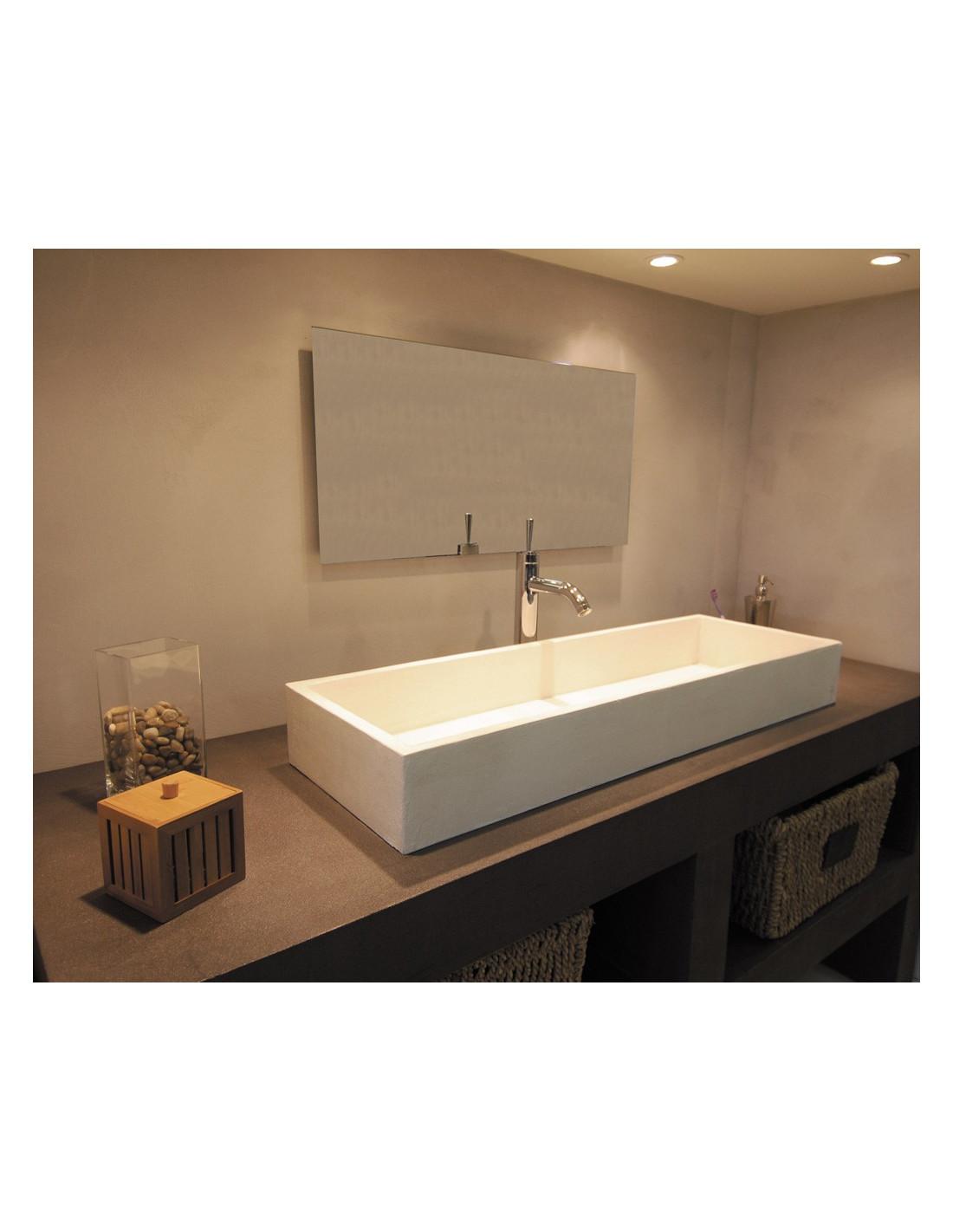 resinence b ton min ral gris ardoise 6kg hyper brico. Black Bedroom Furniture Sets. Home Design Ideas