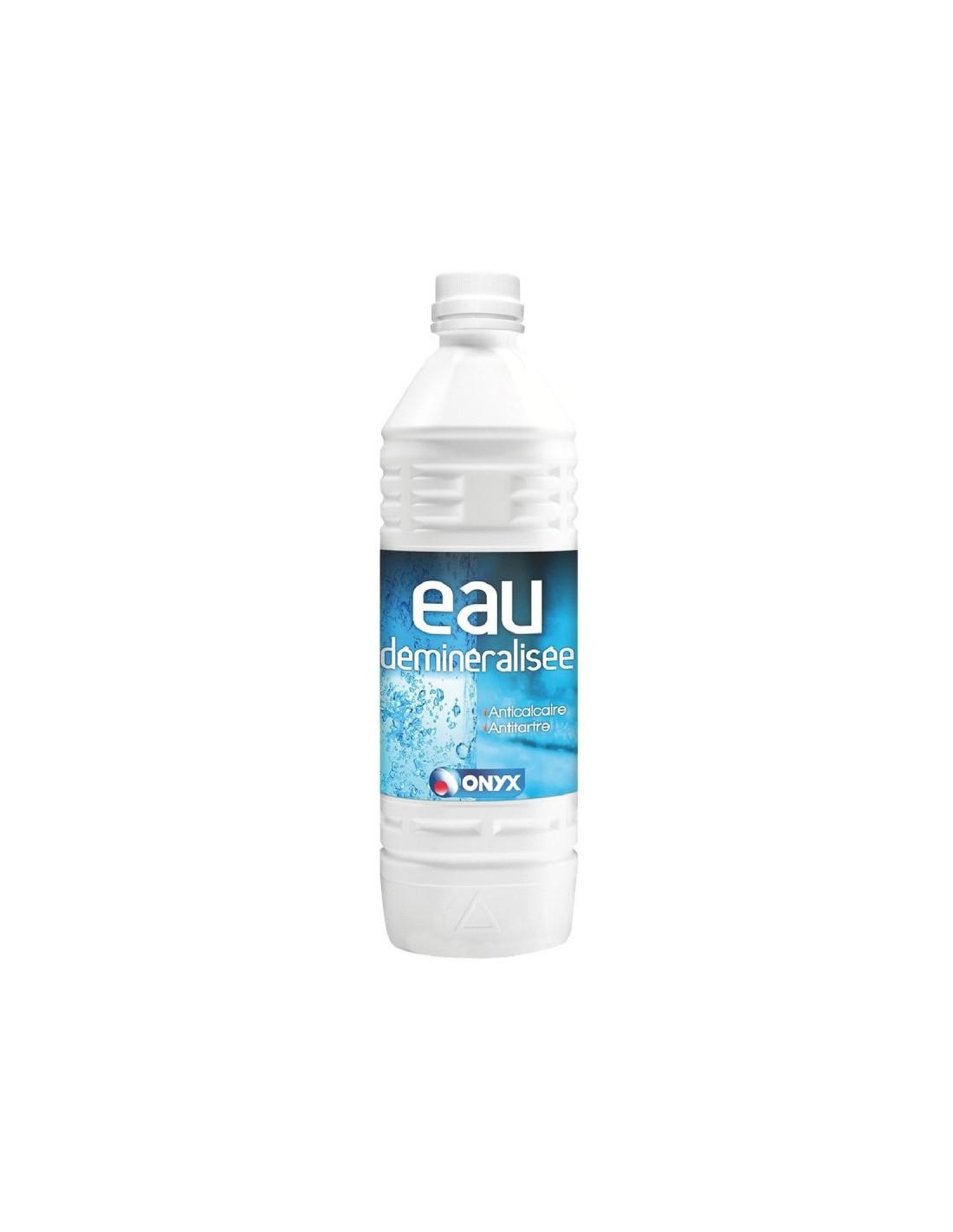 Onyx eau d min ralis e 1l hyper brico - Eau demineralisee prix ...