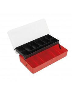 COGEX Boîte de rangement en plastique 14 cases