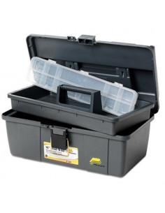 PLANO Boite à outils plastique 16'' 40cm avec plateau