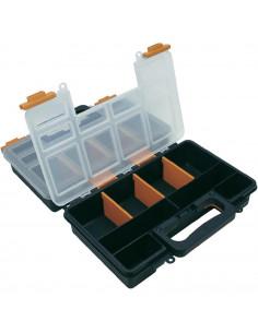 COGEX Malette de rangement double 16 cases