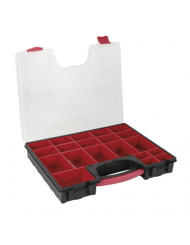 cogex malette de rangement godet amovible 420 x 330 x 60. Black Bedroom Furniture Sets. Home Design Ideas