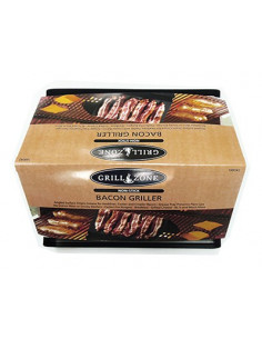 GRILL ZONE Grille cuisson bacon pour barbecue