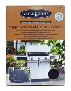 GRILL ZONE Bâche pour barbecue premium small 147x53x112cm