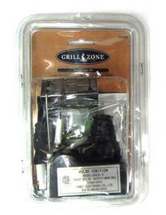 GRILL ZONE Kit Allumeur électronique pour barbecue