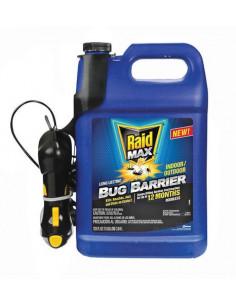 RAID MAX Barrière à insecte 4L + pistolet