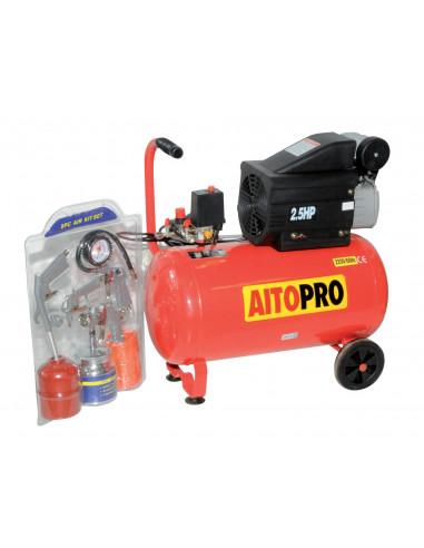 AITOPRO LD2501 Compresseur 50L 2.5HP