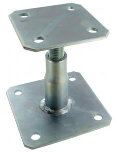 SIMPSON Pied de poteau réglable 100/150 mm
