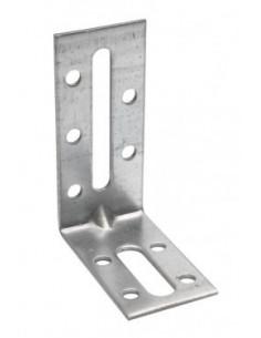 SIMPSON Équerre de fixation avec renfort 70/55/30 mm